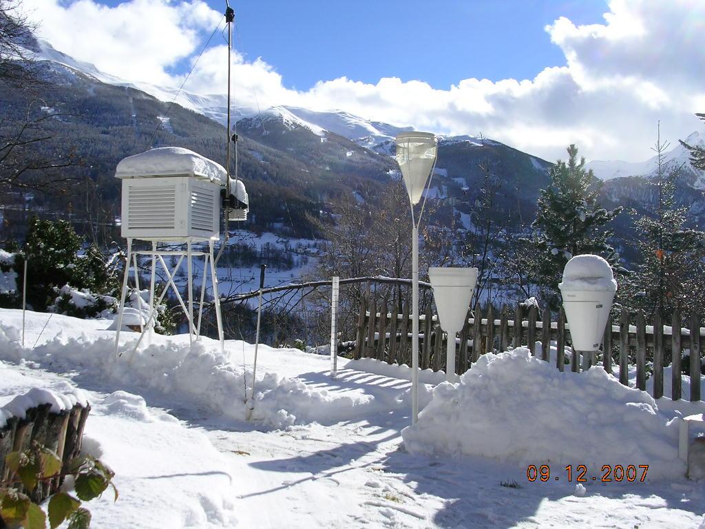 Les Orres 09/12/2007